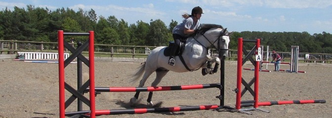 Inter-Club Showjumping Competition